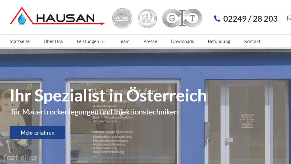 Hausan Bau GmbH