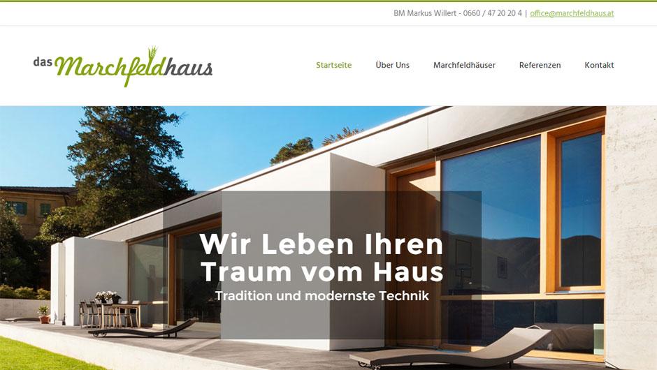 Marchfeldhaus bei Netstarter