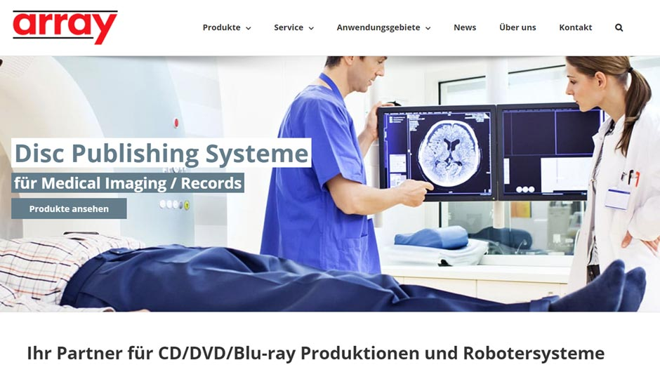 array Data GmbH von Netstarter
