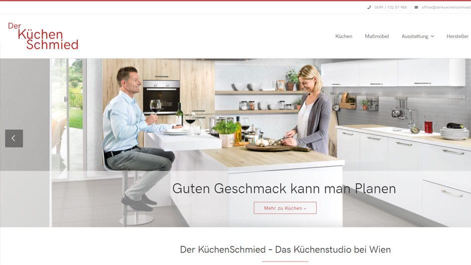 Der Küchenschmied bei Netstarter